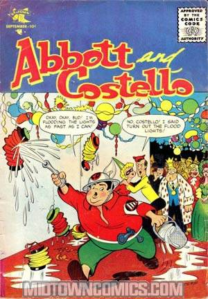 Abbott And Costello #40