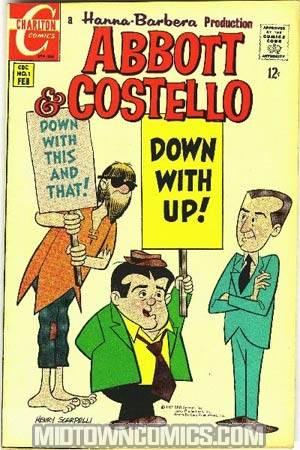 Abbott And Costello (TV) #1