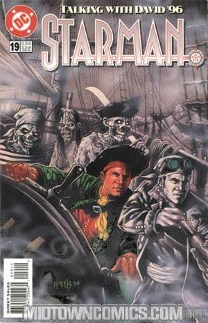 Starman Vol 2 #19