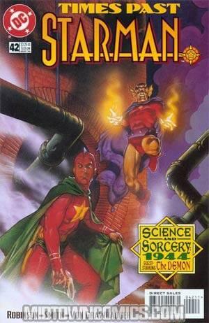 Starman Vol 2 #42