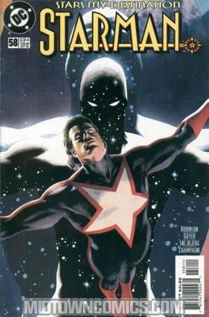 Starman Vol 2 #58