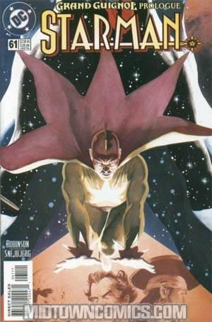 Starman Vol 2 #61