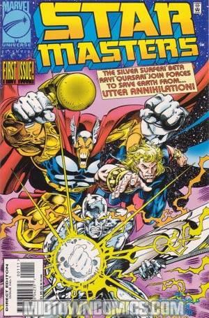 Starmasters #1