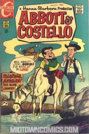 Abbott And Costello (TV) #7