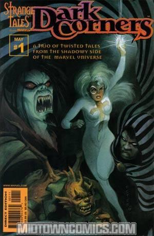 Strange Tales Dark Corners #1