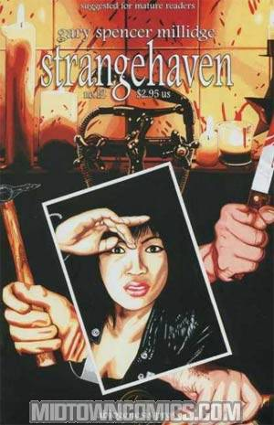 Strangehaven #12