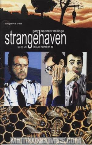 Strangehaven #13