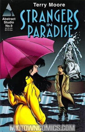 Strangers In Paradise Vol 2 #9
