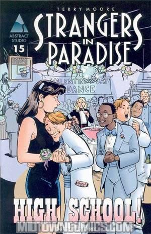 Strangers In Paradise Vol 3 #15