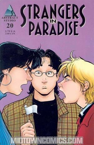 Strangers In Paradise Vol 3 #20