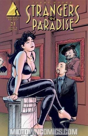 Strangers In Paradise Vol 3 #21