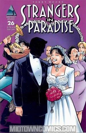 Strangers In Paradise Vol 3 #26