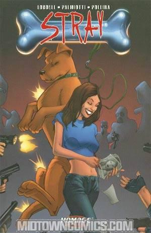 Stray (DC/Wildstorm) #1