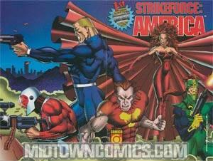 Strikeforce America Vol 2 #1