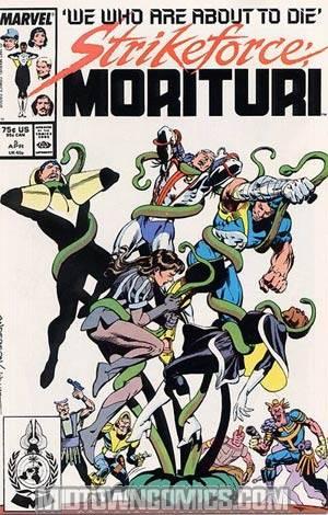 Strikeforce Morituri #5