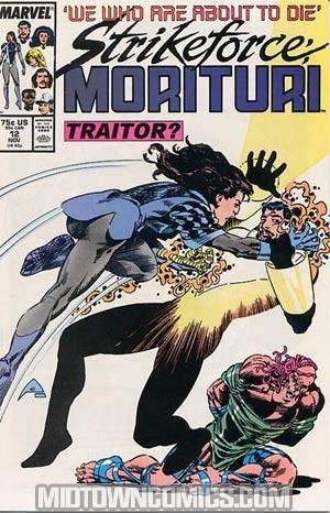 Strikeforce Morituri #12