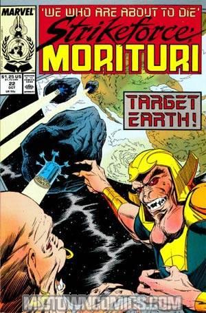 Strikeforce Morituri #22