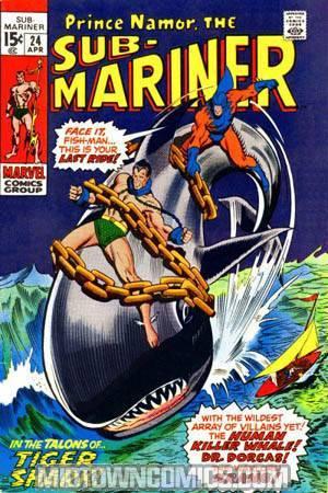 Sub-Mariner #24