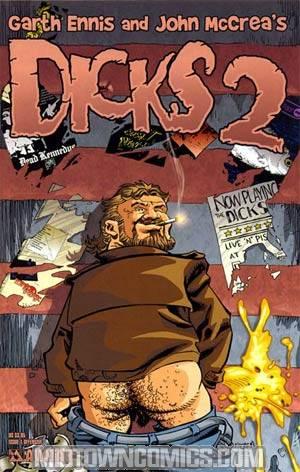 Dicks 2 #1 Cover B