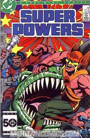 Super Powers Vol 2 #2