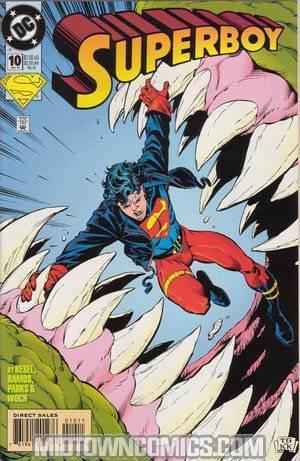 Superboy Vol 3 #10