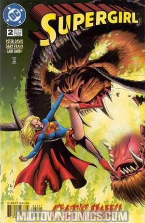Supergirl Vol 4 #2