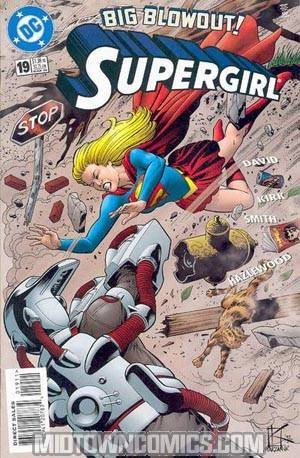 Supergirl Vol 4 #19
