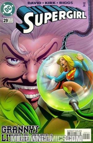 Supergirl Vol 4 #29