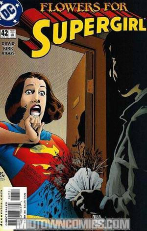 Supergirl Vol 4 #42