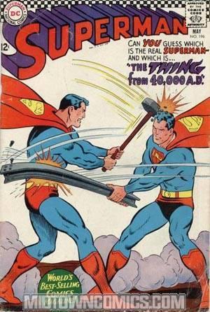 Superman #196