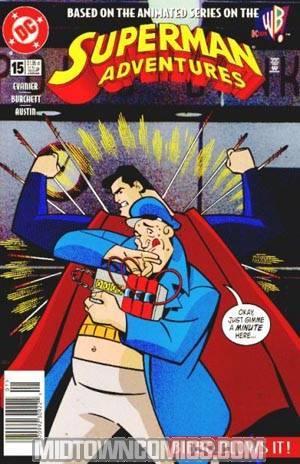 Superman Adventures #15