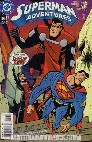 Superman Adventures #31
