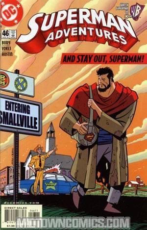 Superman Adventures #46
