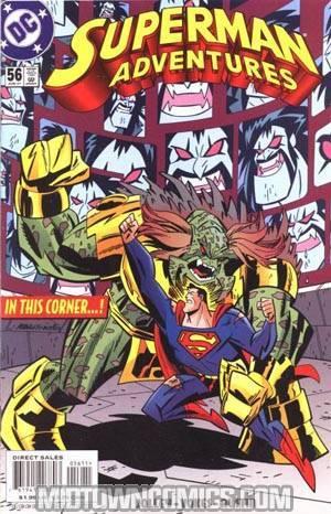 Superman Adventures #56