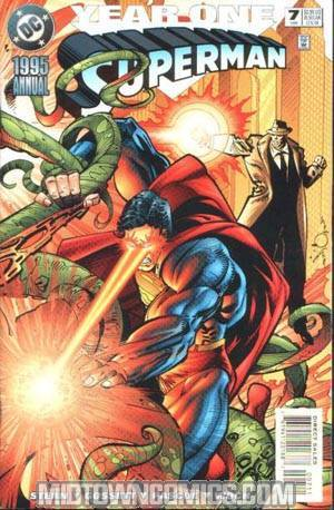Superman Vol 2 Annual #7