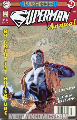 Superman Vol 2 Annual #9
