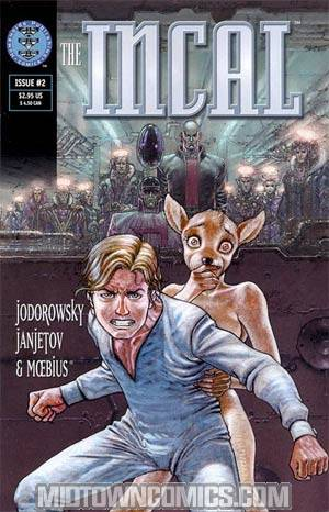 Incal Vol 2 #2