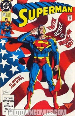 Superman Vol 2 #53