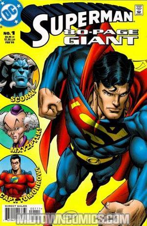 Superman 80-Page Giant #1