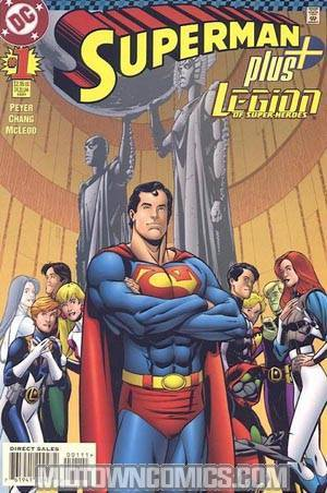 Superman Plus #1