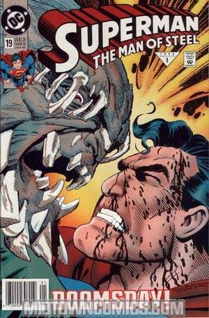 Superman The Man Of Steel #19 Cover A 1st Ptg