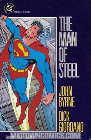 Superman The Man Of Steel Gallery