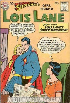 Supermans Girlfriend Lois Lane #20