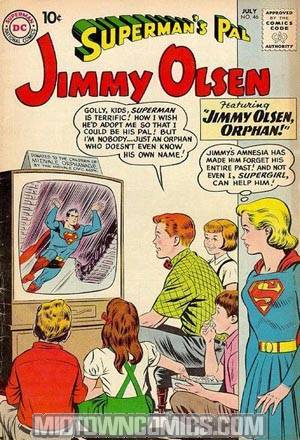 Supermans Pal Jimmy Olsen #46