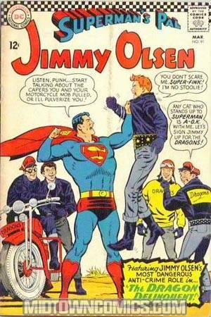 Supermans Pal Jimmy Olsen #91