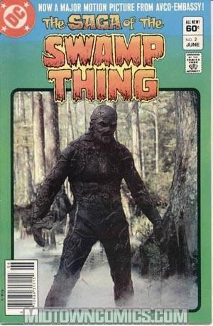 Swamp Thing Vol 2 #2