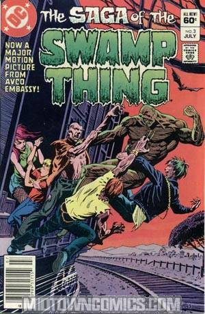 Swamp Thing Vol 2 #3