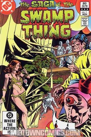 Swamp Thing Vol 2 #7