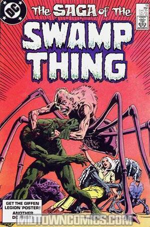 Swamp Thing Vol 2 #19