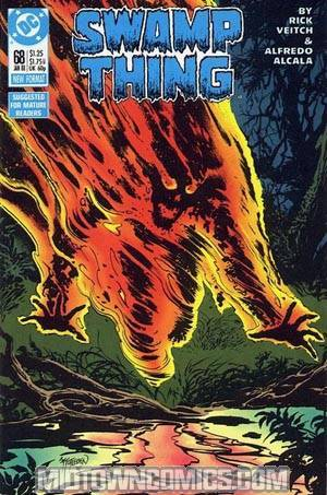 Swamp Thing Vol 2 #68